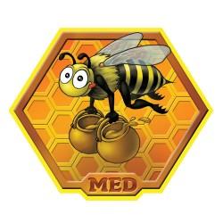 Prodej medu- Vojtěch Fišnar- okres Olomouc