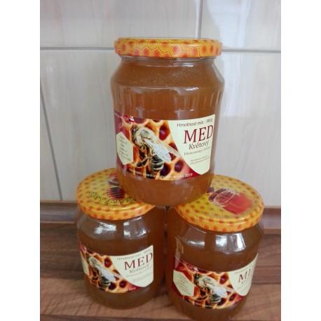 Prodej medu- Bronislav Cagášek- okres Vyškov