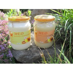 Prodej medu Martin Šimek- Bukov- okres Rakovník