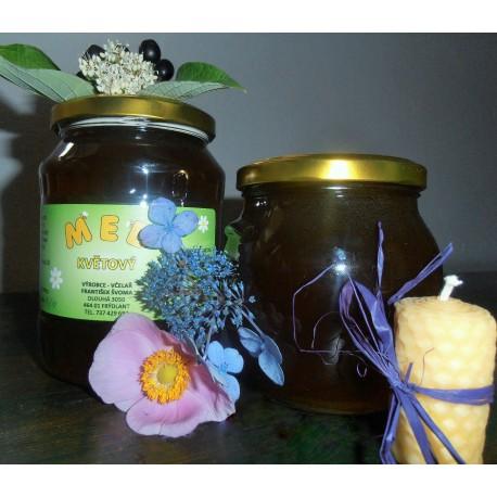 Prodej medu- František Švoma- Frýdlant- okres Liberec