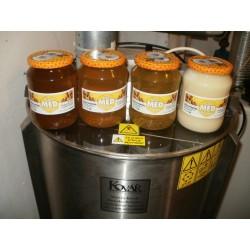 Prodej medu- Radek Pospíšil- Záboří nad Labem- okres Kutná Hora