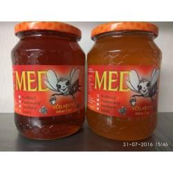 Prodej medu- Milan Čupr- Olešnice na Moravě- Blansko