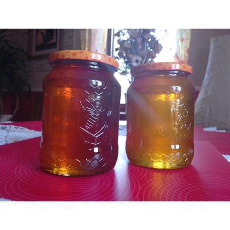 Prodej medu- Pavel Šafář- Supíkovice- okres Jeseník