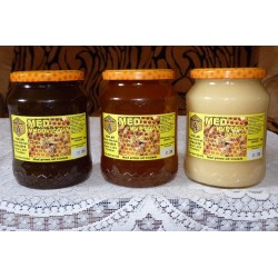 Prodej medu- Karel Adámek- okres Prostějov