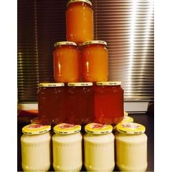 Prodej medu- Petr Malý- Dolní Břežany- okres Praha-západ