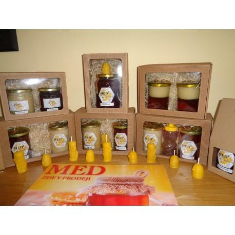 Prodej medu- AGS - EKO s.r.o.- Žďár nad Sázavou