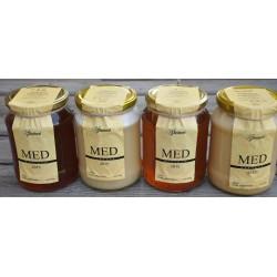 Prodej medu Martin Blagojevic- Příbor- okres Nový Jičín