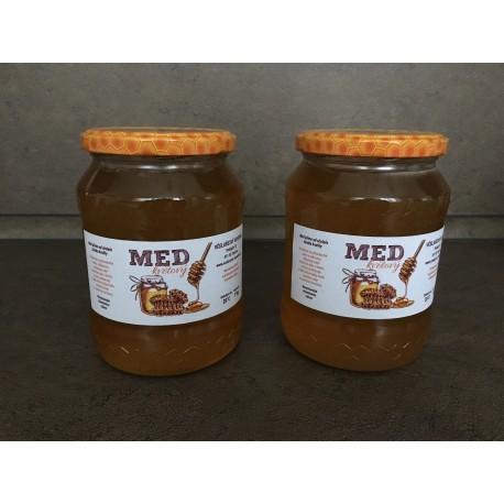 Prodej medu- Pavel Veverka- Praha 10 – Strašnice