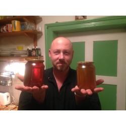 Prodej medu- Michal Němec- Zahorčice- okres Strakonice
