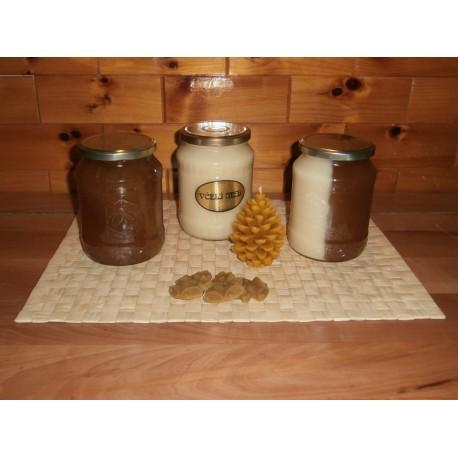 Prodej medu- Václav Šlegl- Pocinovice- okres Domažlice