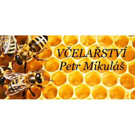 Prodej medu- Petr Mikuláš- Křečovice- okres Benešov