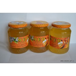 Prodej medu- Jaroslav Hiřman- Horažďovice- okres Klatovy
