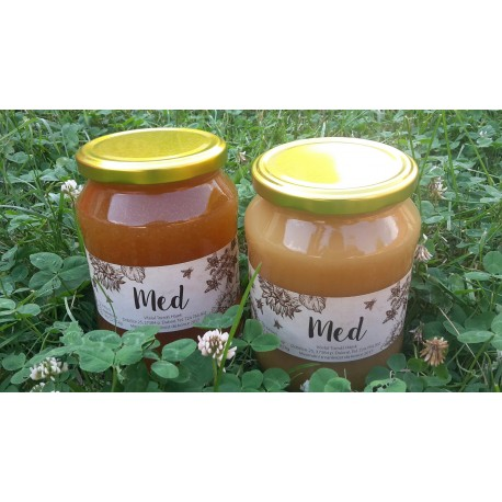 Prodej medu- Mgr. Tomáš Hájek- Dobčice- okres České Budějovice