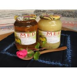Prodej medu- Ludmila Brychová- Cvikov- okres Česká Lípa