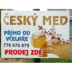 Prodej medu- František Šulc- České Meziříčí- okres Rychnov nad Kněžnou