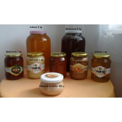 Prodej medu- Petr Švec- Žďár nad Sázavou
