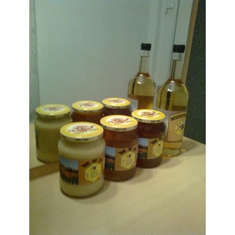 Prodej medu- Antonín Podhájecký- Třemošnice- okres Chrudim