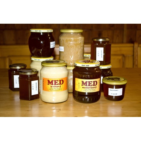 Prodej medu- Martin Menhart- Tábor