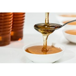Prodej medu- Josef Štrébl- Krhanice- okres Benešov