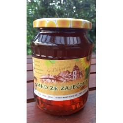 Prodej medu Stanislav Čížek- Zaječov- okres Beroun